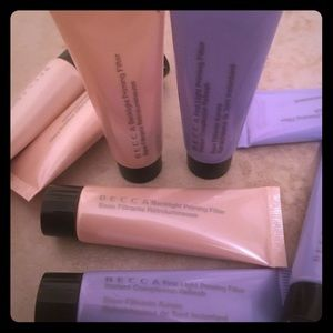 Becca backlight primer and complexion refresh